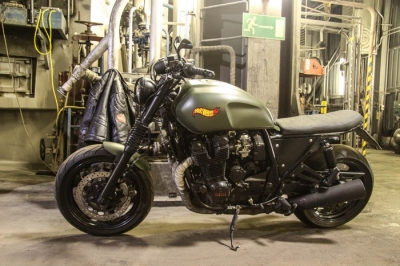 Hot Wheels XJR